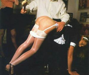 maid-getting-spanked